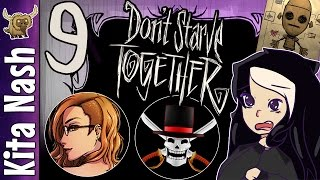 THE PIG KING // Don't Starve Together Gameplay EP9 // Let's Play Collab w/Kat & Dark