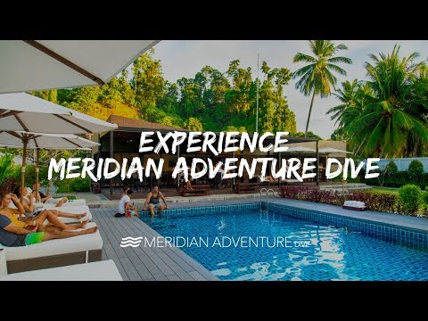 Experience Breathtaking Encounters With Meridian Adventure Dive