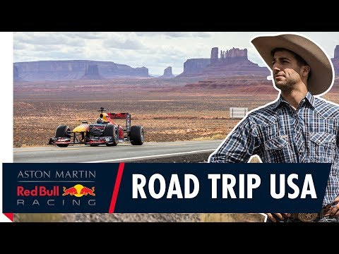 Road Trip USA | Daniel Ricciardo takes F1 to San Francisco,