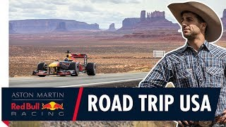 Road Trip USA | Daniel Ricciardo takes F1 to San Francisco, Monument Valley and Las Vegas thumbnail