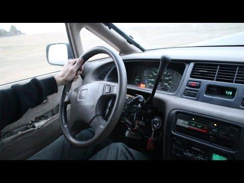 Some Pulls In the Turbo Minivan