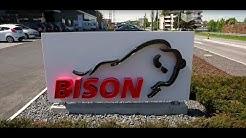 Rundgang Bison Schweiz AG in Sursee