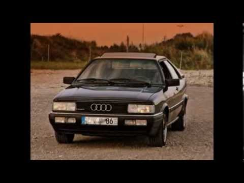 Audi Coupe Gt Typ 81 Mkb Kv Youtube