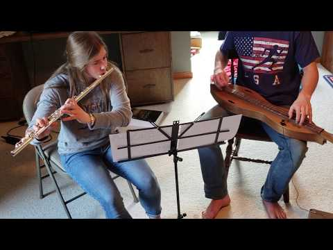 Be Thou My Vision - Flute and Dulcimer