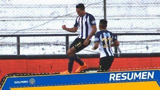 Resumen - Alianza Lima vs Sport Rosario (3-1)