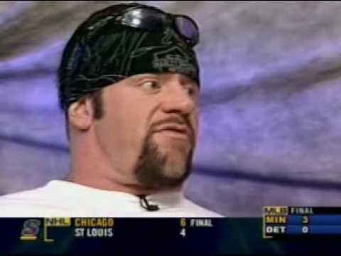 Undertaker Interview Part 1