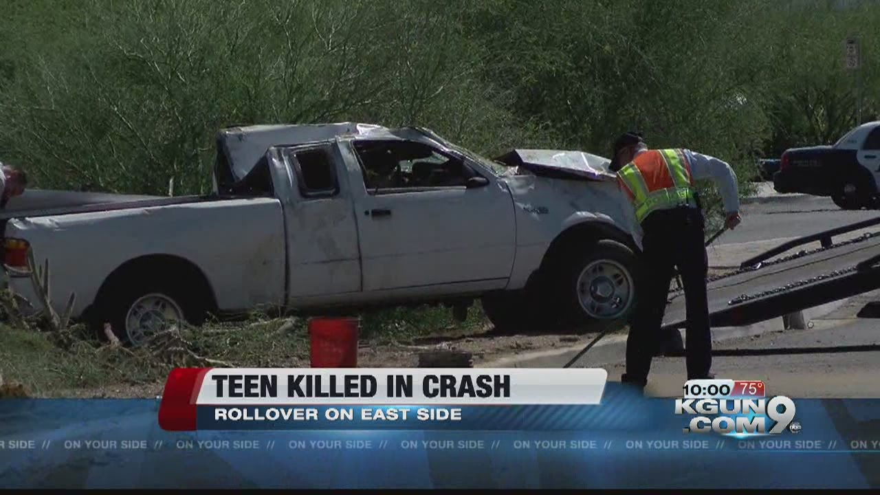 car collisions teen