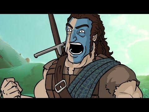 Weakheart (A Braveheart Parody)