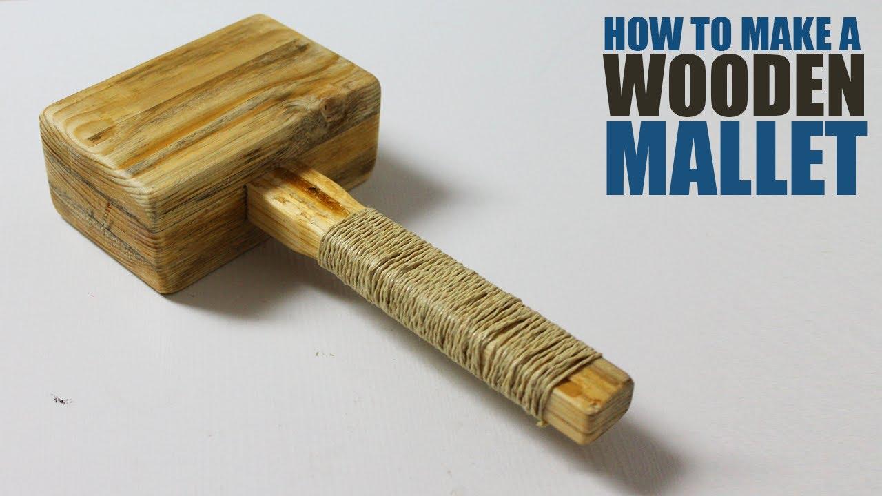 Wooden Mallet Woodworking Ideas