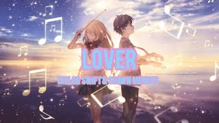 Nightcore - Lover   Taylor Swift ft. Shawn Mendes (Lover Remix)