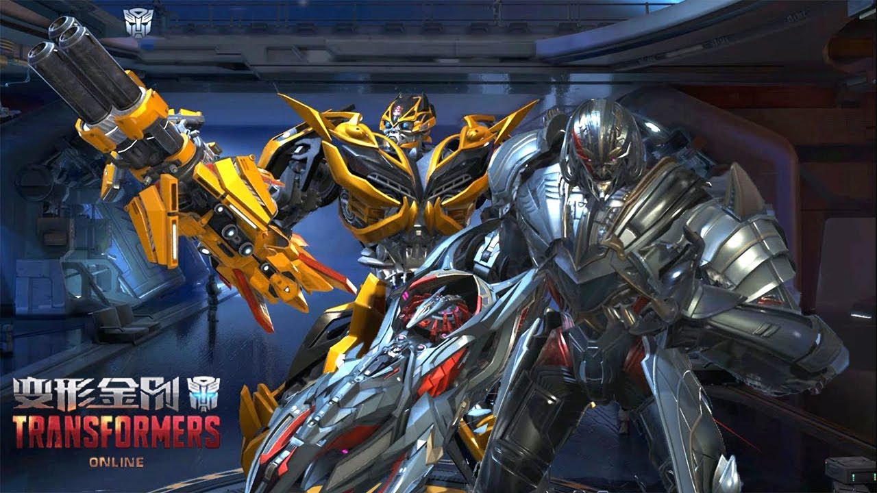 TRANSFORMERS Online - Bumblebee Age of Extinction vs ...