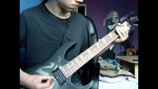 Ensiferum Lai Lai Hei cover only fast part with solo.mp3