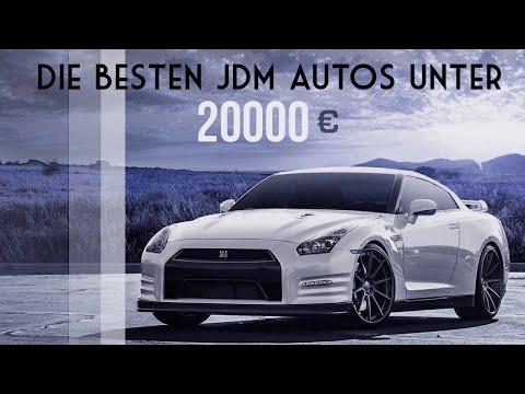 🌊⛩Die BESTEN JDM Autos unter 20000€!