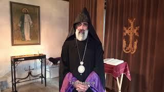 Hea kasvatuse saladused, piiskop Vardan Navasardyn.