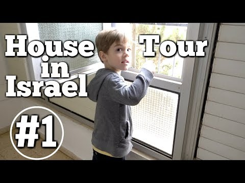 House Tour - House Hunting In Israel Apartment 1