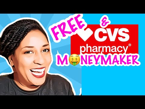 🤑CVS HAUL 9/20- 9/26 MONEYMAKER & FREE DEALS