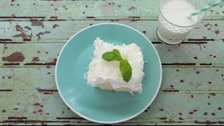 Cake Recipes - How To Make Coconut Poke Cake