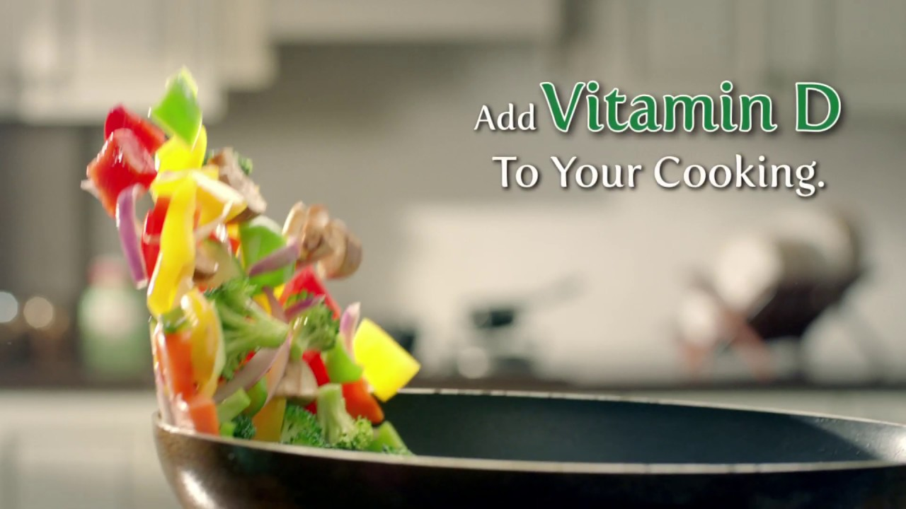 Yara Oil - Add Vitamin D to your vegetables