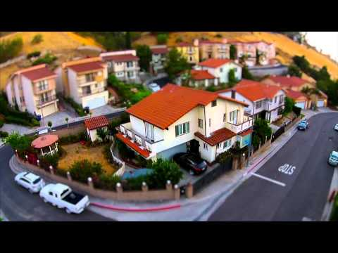 Glassell Park by Drone