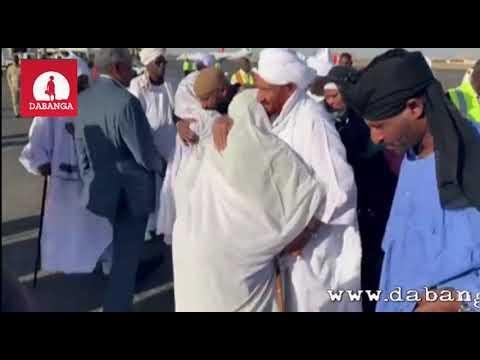 Arrival of El Sadig El Mahdi Khartoum 19 12 2018