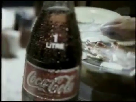 "Coca-Cola Coke ""Heaven"" commercial 60s"