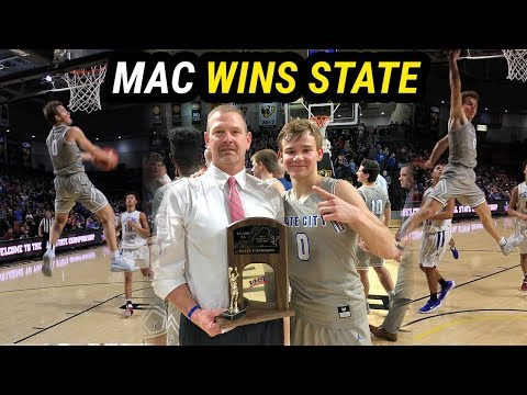 Mac McClung With The PERFORMANCE OF THE YEAR In State Finals! INSANE DUNKS & 47 Points 🔥