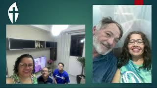 #25 - Culto Online | Rev. Robson Ramalho