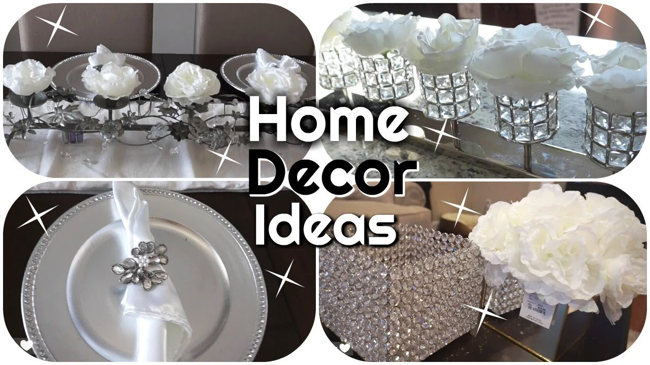 Home Decor Ideas U0026 Haul | Home Goods, Hobby Lobby, Michaelu0027s