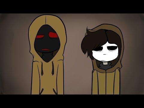 Ticci Toby, Masky y Hoodie-(Especial de Retos)-Animacion