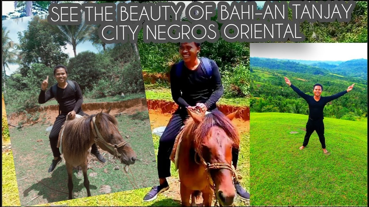 See the beauty of Bahi–an Tanjay City Negros Oriental|Jimboy Alparo Vlog