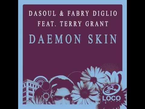Dasoul & Fabry Diglio ft. Terry Grant - Daemon skin (Dub mix) LOCO rec [CUT]