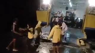 Cuaca Extrem di Kepulauan Sapudi Kab. Sumenep