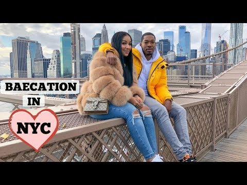 NEW YORK CITY WITH BAE | VLOG 7