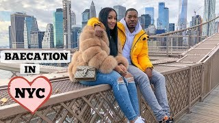 NEW YORK CITY WITH BAE | VLOG 7
