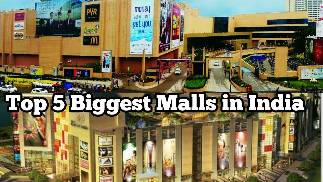 f4a5a590d25 Top 5 Largest Malls in India