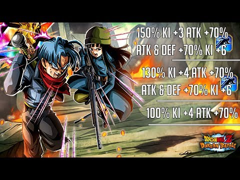 LR TRUNKS AND MAI IN DIFFERENT SCENARIOS! Awakening, Review, & Testing | Dragon Ball Z Dokkan Battle