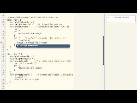 Swift Programming #13: Properties