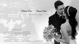Trailer Marcus e Bia - Casamento lindo e muito emocionante  - Rossini's Imagens