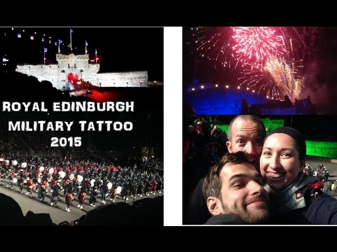 2015 Royal Edinburgh Military Tattoo | HIGHLIGHTS