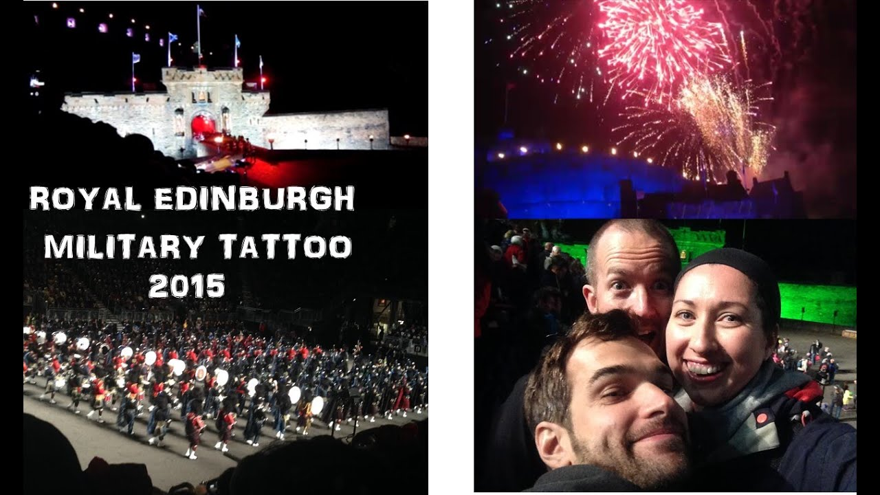 2015 royal edinburgh military tattoo highlights youtube for Royal military tattoo