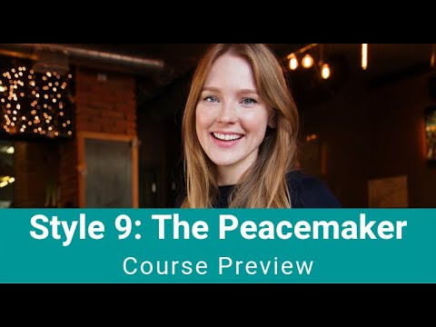 "Style 9 - ""The Peacemaker"""