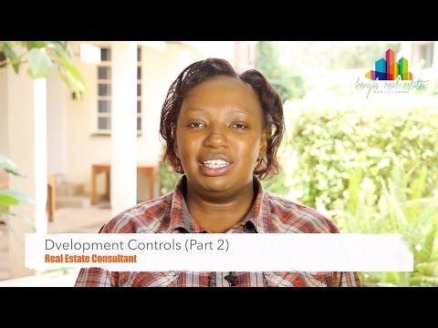 Development Controls (Part 2) - Kenya's Real Estate (@LusKamau)