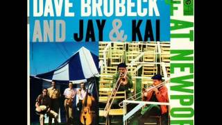 Dave Brubeck Quartet at the Newport Jazz Festival - In Your Own Sweet Way