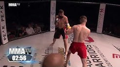 Cage Warriors Academy South East - Veyrier vs Snooks