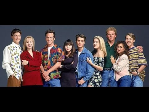 The Beverly Hills 90210 Guide to '90s Style - YouTube