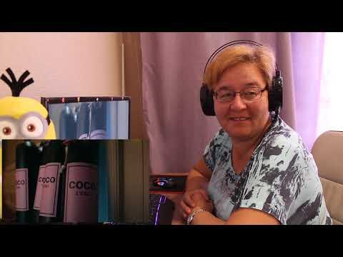 РЕАКЦИЯ МАМЫ НА [Егор Крид & The Limba - Coco L'Eau (Премьера клипа 2020)]