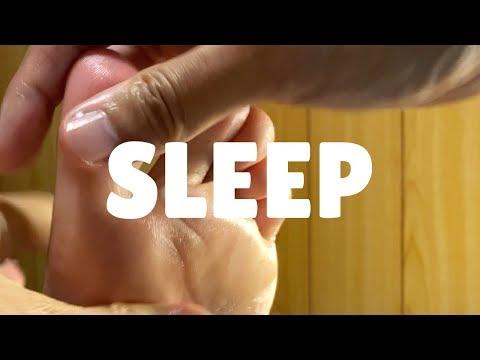 寝る足つぼ | 寝落ちするのに最適な足つぼ動画