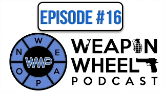 Weapon Wheel Podcast EP.16 | EA Paying For Reviews? | Black Friday | PSN Down