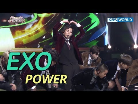 EXO (엑소) - POWER [SUB: ENG/CHN/2017 KBS Song Festival(가요대축제)]