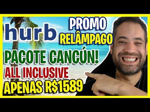 CORRE! PACOTE CANCÚN ALL INCLUSIVE POR R$1589! PLAYA DEL CARMEN PROMOÇÃO RELÂMPAGO!